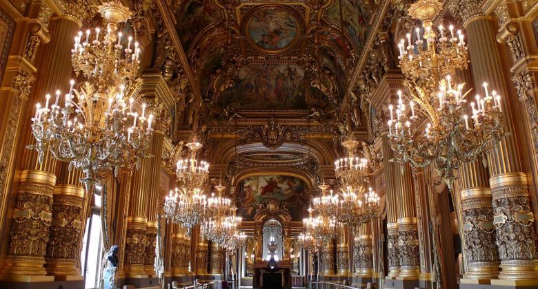 Paris Opéra : a complete work of art