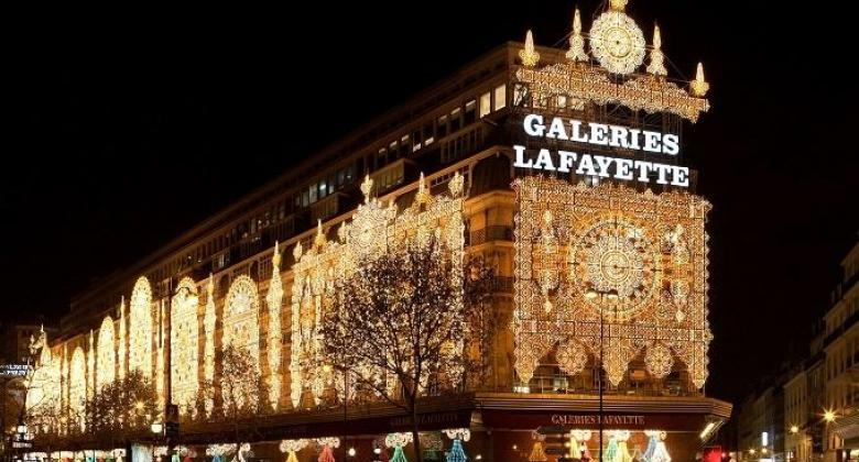 Department Stores In The World Capital Of Shopping
