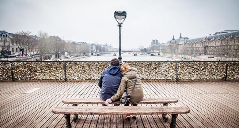 Paris vibre au rythme de la Saint-Valentin