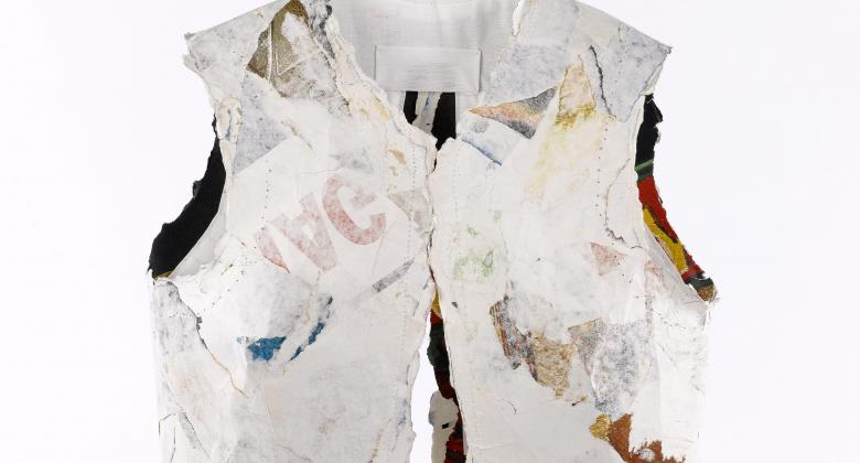 Martin Margiela at the Palais Galliera