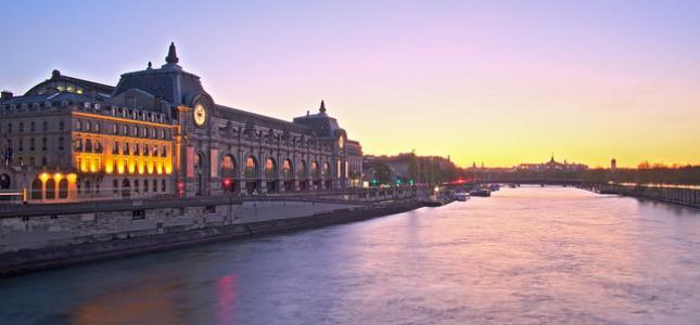 Quais de Seine, balade romantique au fil de l'eau