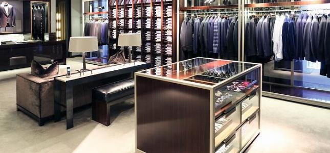 Enjoy world class shopping; Rue Saint-Honoré