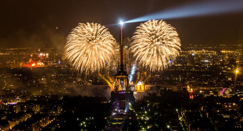 Make New Year's Eve unforgettable in Paris