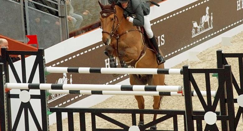 Show jumping's elite descend on Paris