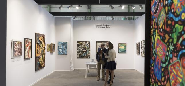 Art Paris Art Fair 2018 – celebrating 20 eventful years