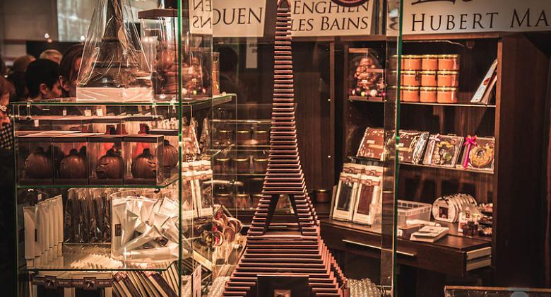 Salon du Chocolat – Autumn's gourmet rendezvous