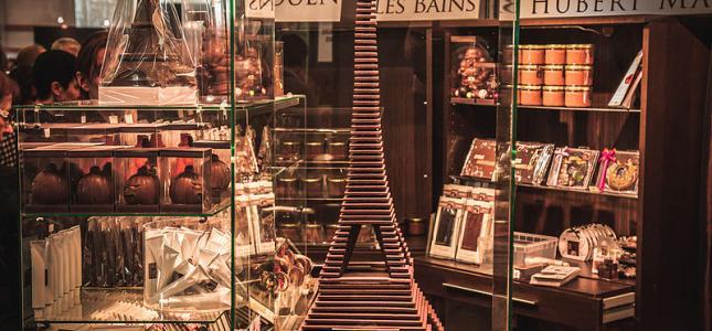 Le rendez-vous gourmand de l'automne : le Salon du Chocolat