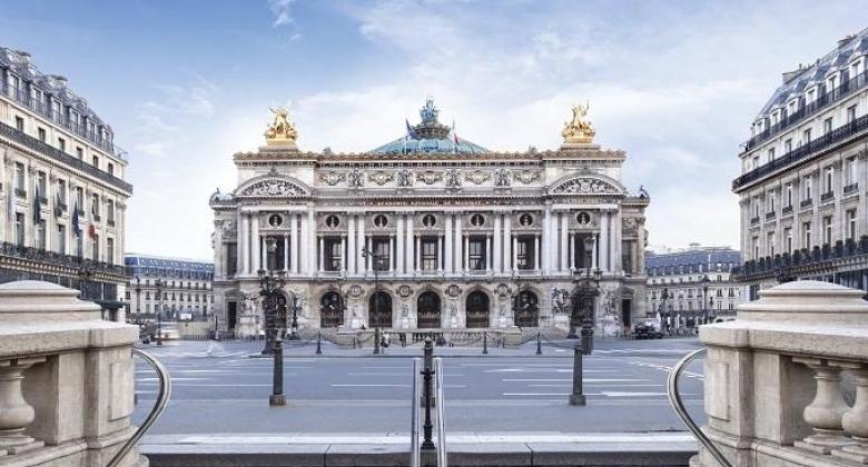 Opéra Garnier; An Emblematic Parisian Location