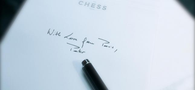 Bienvenue à The Chess Hotel Paris
