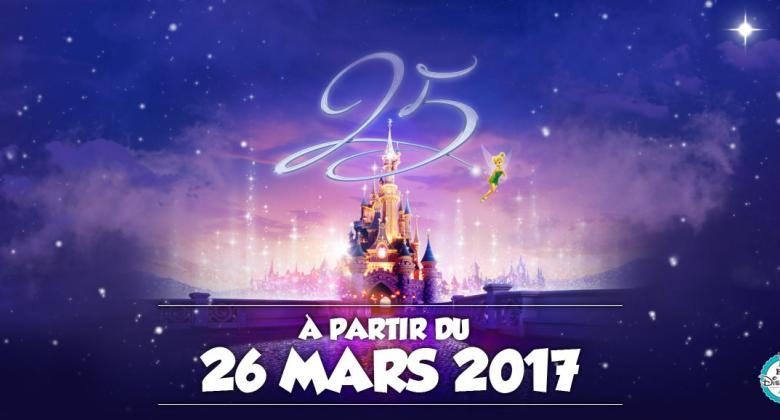 Anniversary of Disneyland and Paris Book Fair
