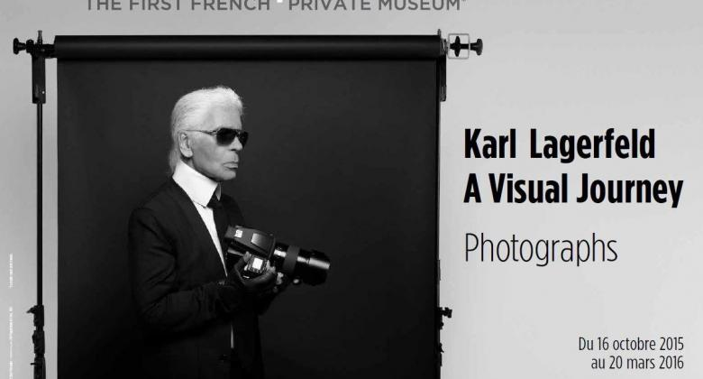 See the photographic genius of Karl Lagerfeld at the Pinacothèque de Paris