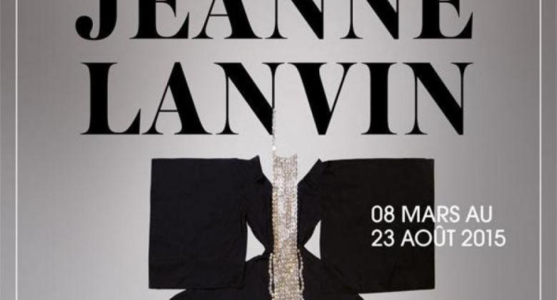 Jeanne Lanvin dresses the Palais Galliera