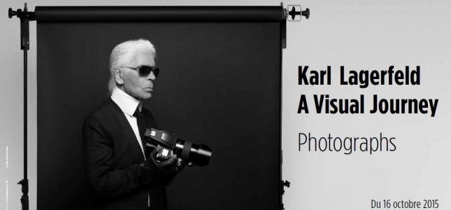 Découvrez les photos de Karl Lagerfeld à la Pinacothèque de Paris