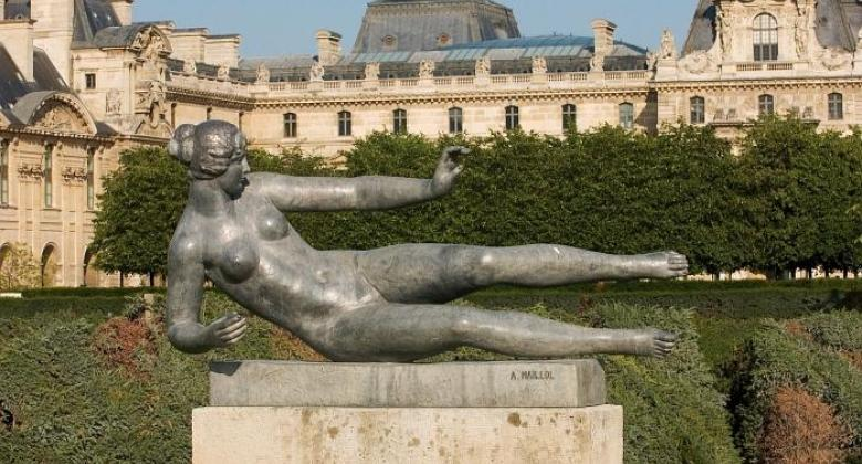 The Tuileries Garden; One of the world's first public parks