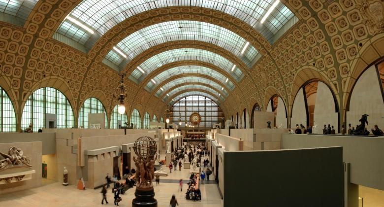 Plan a visit to the Musée d'Orsay