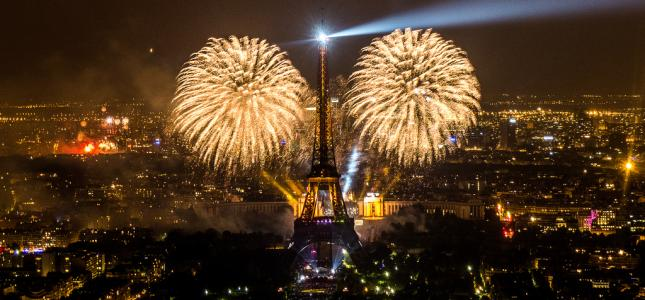 Make New Year's Eve unforgettable in Paris