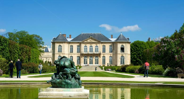 Photo contests and the reopening of the Rodin Museum