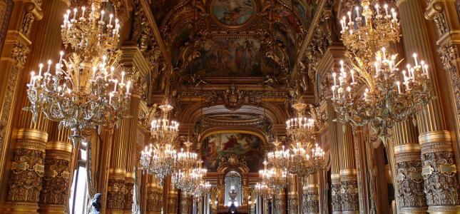 Opéra Paris : une œuvre d'art total