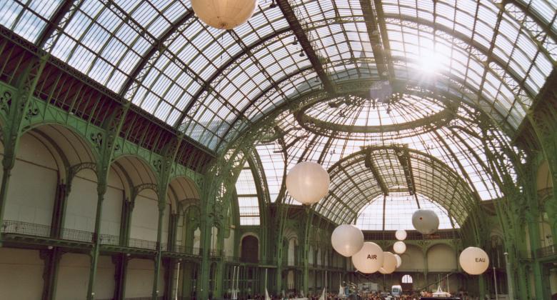 FIAC 2016, the wind of modern art blows over the Grand Palais