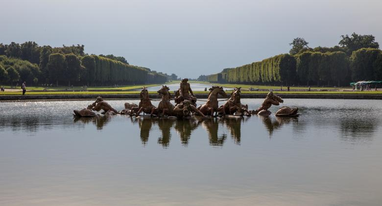 The magnificent waters of Versailles