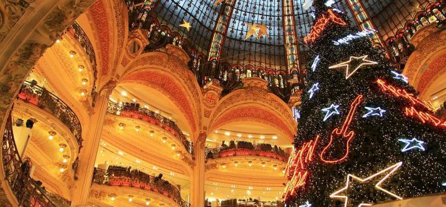 Votre shopping de Noël, une magie sans cesse renouvelée