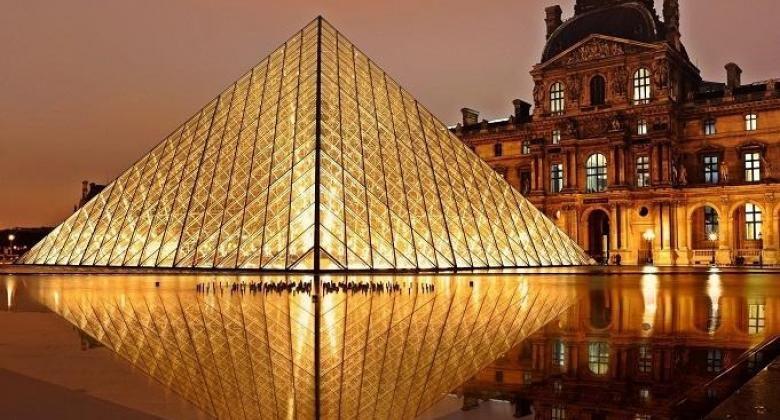 The Louvre Museum; The Most Visited In The World