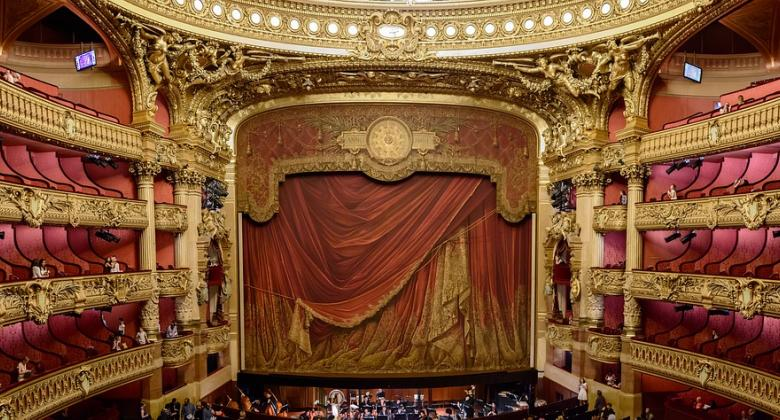 All at the Opera!