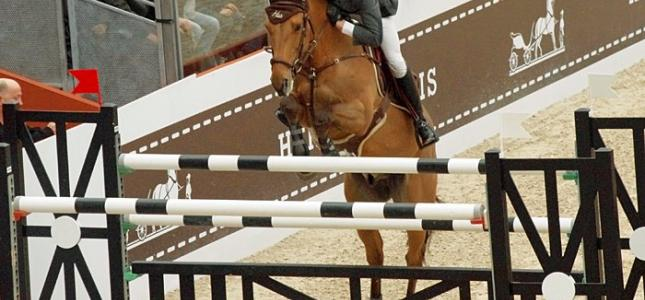 Show jumping's elite descend on Paris
