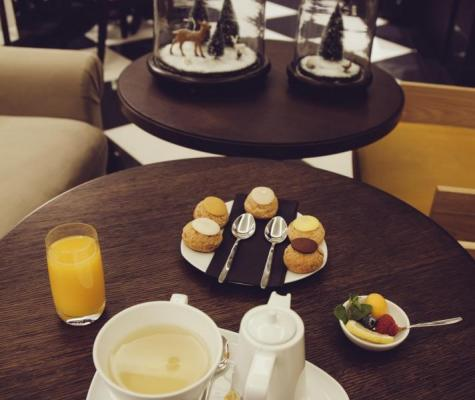 The Chess Hotel Paris - Gallery - Breakfast