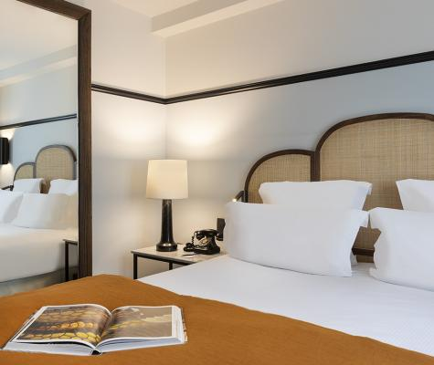 TThe Chess Hotel Paris - Gallery - -  Room