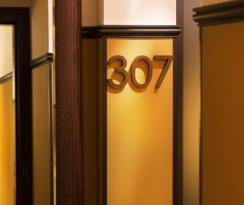 The Chess Hotel Paris - Gallery - Corridor