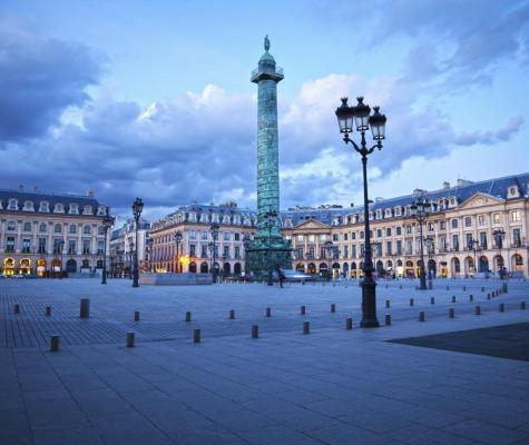 The Chess Hotel Paris - Gallery - Place du Vendome