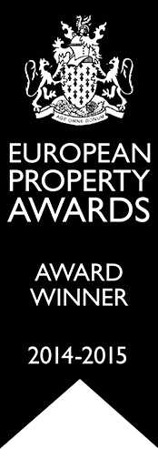 European Property Awards Winner 2014-2015